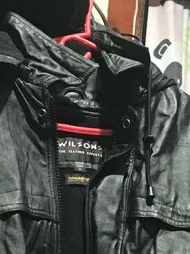 Chaqueta marca Wilsons