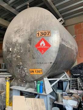 Tanque Acero Inoxidable 5.000 litros