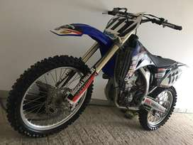 Yamaha Yzf 450 Inmaculada