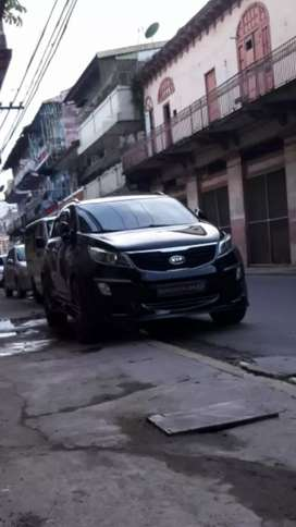 Se vende kia sportage 2013 manual