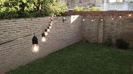 Alquiler luces tipo kermesse en Cordoba