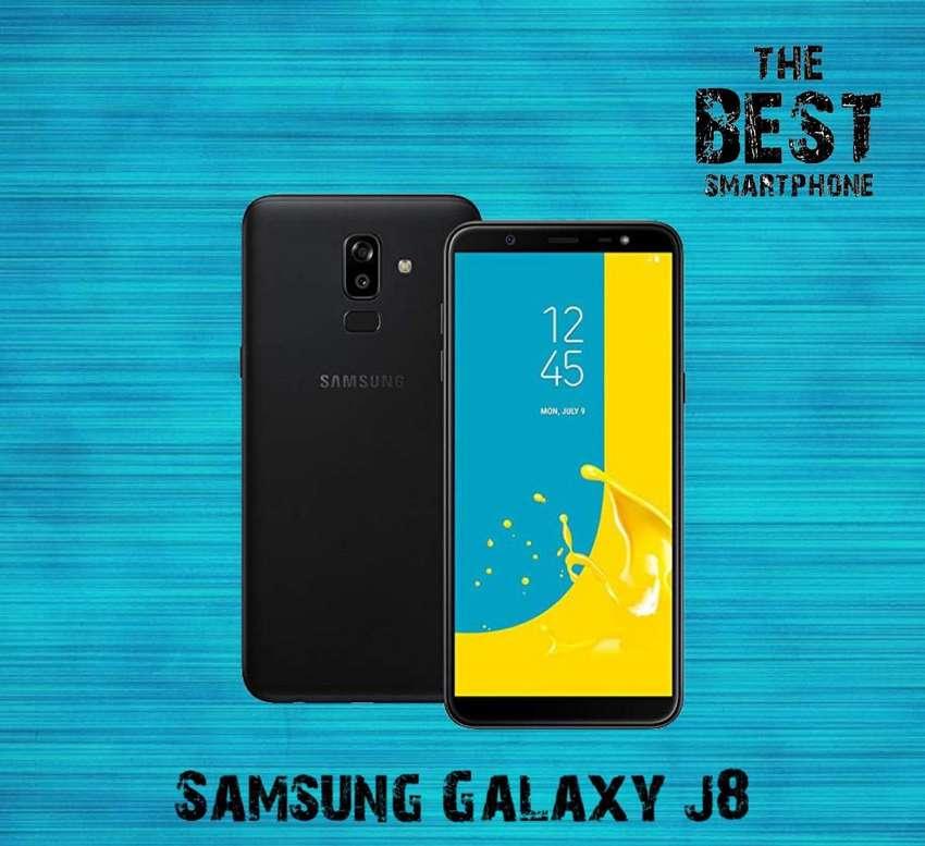 Samsung Galaxy J8 0