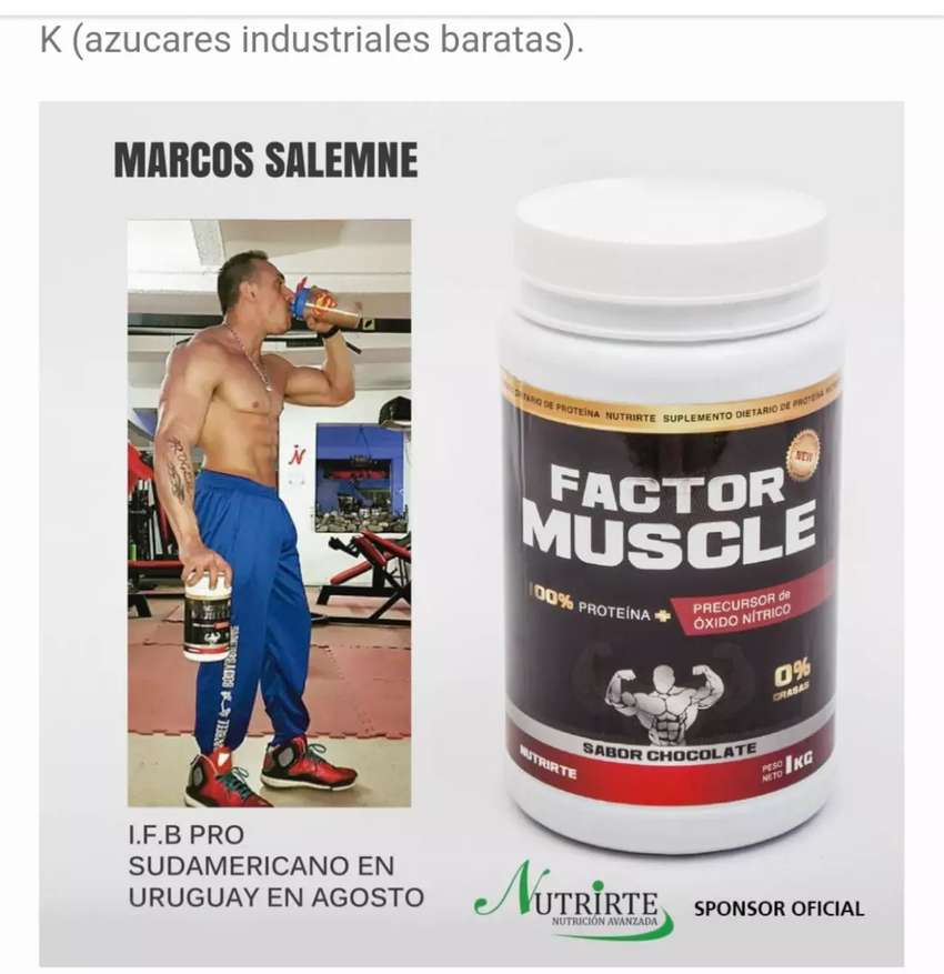 Factor muscle 0