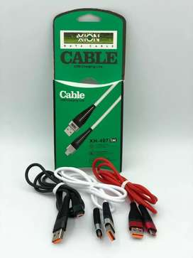 Cables datos