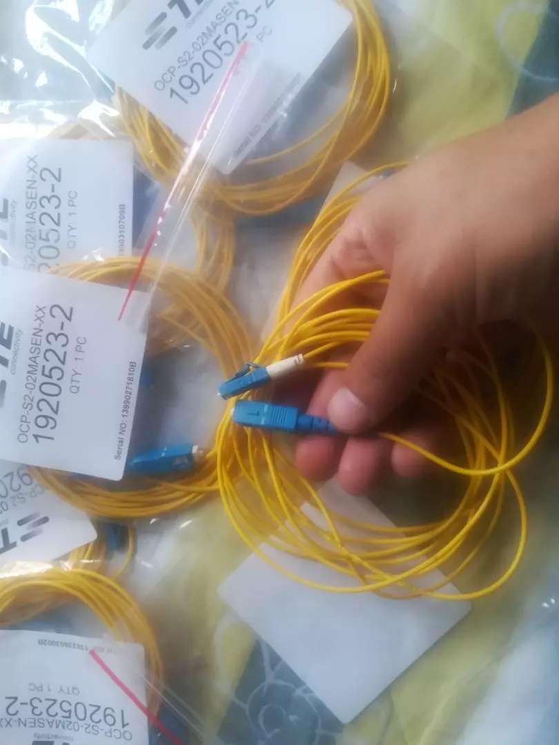 Pach cord lc/sc fibra óptica monomodo y multimodo