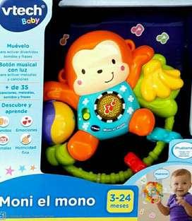 VTECH BABY MONI EL MONO