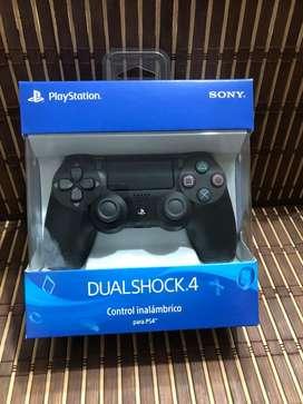 Control Ps4- Dualshock 4- Negro