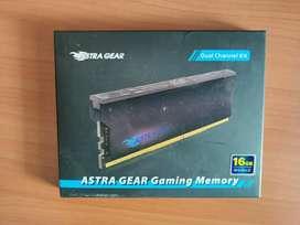 ASTRA GEAR 16GB (2 x 8GB) DDR4 3200MHz (PC4-25600)