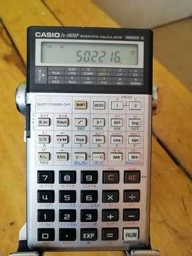 Calculadora Casio 3800p científica buen estado