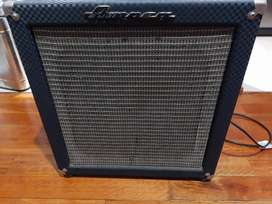 Amplificador Ampeg Rocket Bass B-50r Impecable Estado