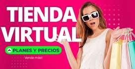 TIENDA VIRTUAL, Creación de Tienda Virtual y Diseño Web, Páginas Web, Tiendas Online, Diseño Gráfico, Logos, Logotipos