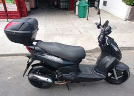 Vendo moto akt 125 dynamic