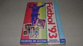 Figuritas futbol 1993 ultrafigus VENTA/CANJE