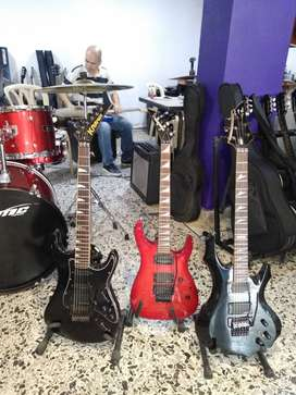 guitarras remato lote