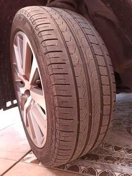 Combo x4 Cubiertas Pirelli Cinturato