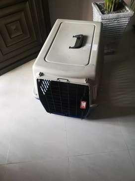 Guacal para perro