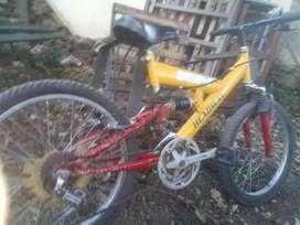 "Bicicleta Mountain Bike ""HDW 806"""