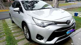 TOYOTA AVENSIS 2016/2017 SOLO USO GERENCIAL  $ 16,300 DOLARES NEGOZIABLE