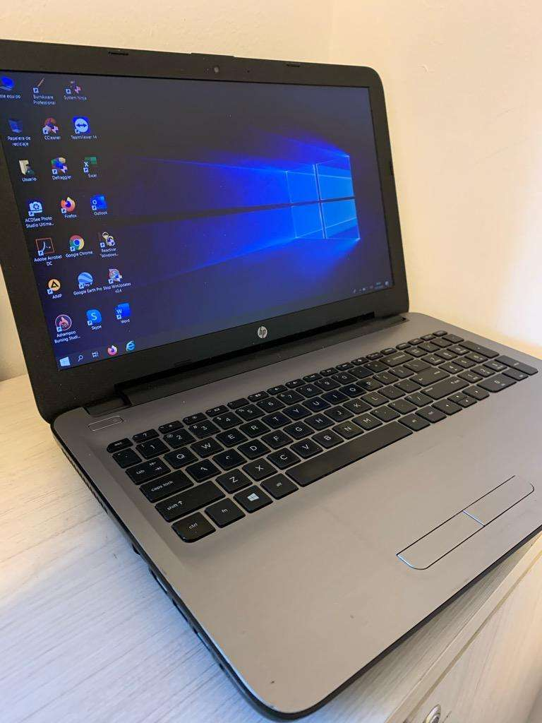 Notebook Hp Intel I5 0