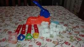 Maquina+moldes plastilina