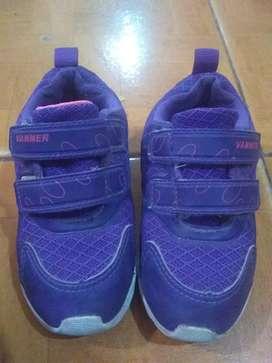 Zapatillas de nena número 26