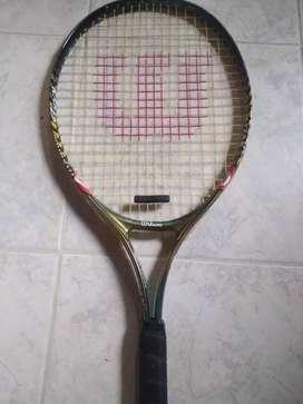 Vendo raquetas 2 wilson y 2 prince