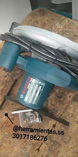 """Sierra circular Bosch 8"""""""