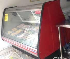 VITRINA NO FROST Refrigerador