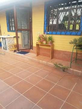Venta hermosa propiedad en Yaruki, Terreno 2000 y Casa de Campo 78 mts