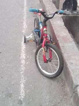 Sé vendé bicicletas para niños