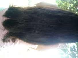 vendo cabello virgen. de hebra gruesa