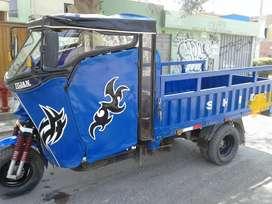 Moto furgon 300cc