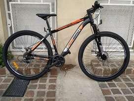 Bicicleta nueva Fire Bird Rodado 29 Suspensión delantera Frenos a disco 21 velocidades