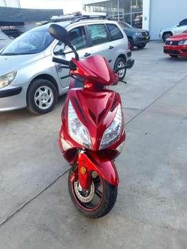 Moto Italika Gs150
