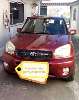 Se vende flamante Toyota Rav4