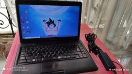 Portatil Toshiba core i3 en buen estado vendo cambio