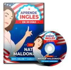 CURSO INGLES CON NATALIE MALDONADO