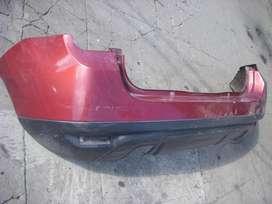 repuesto renault, paragolpe trasero original usado muy buen estado, renault duster