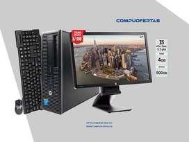 HP ELITEDESK 800 G1 CORE I5 3.2GHZ