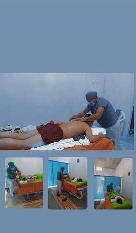 Masajes Terapéuticos &Tratamientos Corporal y Facial.