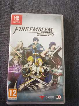 Vendo o Cambio Fire Emblem Nintendo Switch