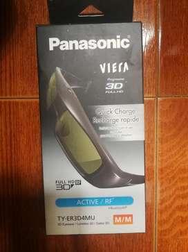 Gafas 3d Panasonic Viera