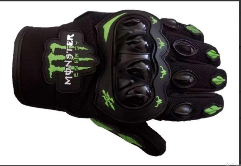 Guantes Para Moto Monster, Racing Biker, Nexx 0
