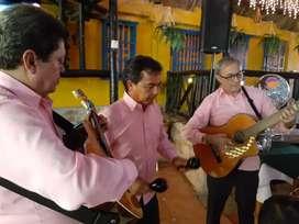 IRRESISTIBLE TRIO ROMÁNTICOS D' SIEMPRE MUSICAL