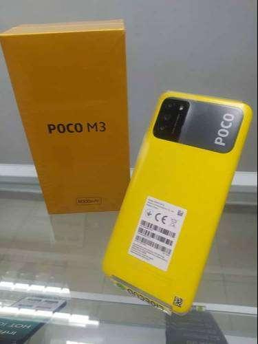 Xiaomi Poco M3-64GB-GARANTIA-SELLADOS-ORIGINALES