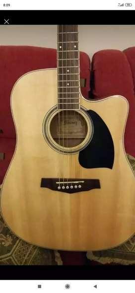 Guitarra electroacústica pf15ece Ibanez segunda mano  San Lorenzo, Santa Fe