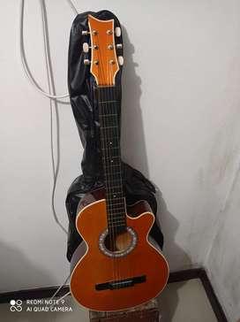 Vendo guitarra acústica