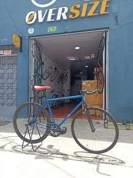 Bicicleta Fija Fixie usada perfecto estado