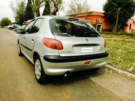 Oportunidad imperdible! Peugeot 206 Generation Plus. En excelentes condiciones!!