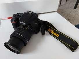 Cámara profesional Nikon d3500